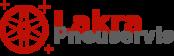 Lakra pneuservis logo